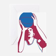 Basketball - Sports Greeting Cards