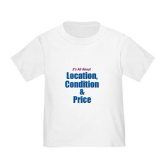 Location, Condition and Price T