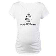 Keep Calm and Hug an Aeronautical Engineer Materni