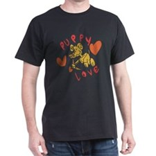 Valentine's Puppy Love T-Shirt