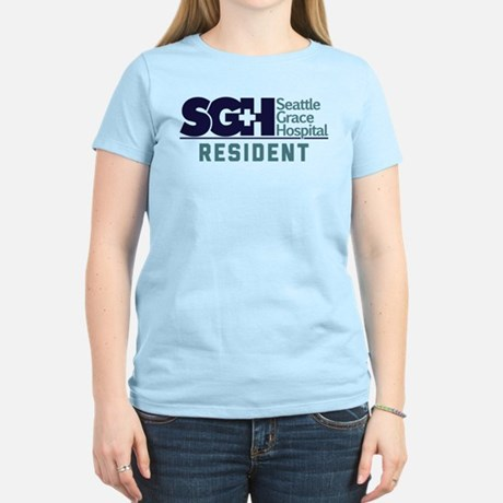 Grey's Anatomy Seattle Grace Resident T-shirt