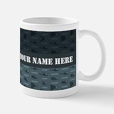 G.I. Joe Pattern Personalized Mug