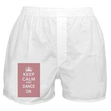 Dance On Boxer Shorts