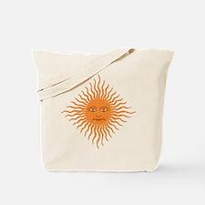 Sun in Splendor Tote Bag