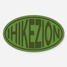 I Hike Zion - Green