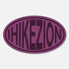 I Hike Zion - Purple