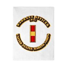 USMC - Warrant Officer - WO Twin Duvet