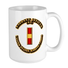 USMC - Warrant Officer - WO Mug