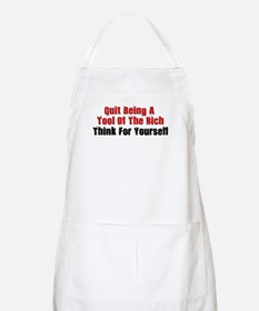 Tool Of The Rich Apron