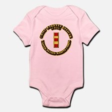 USMC - Chief Warrant Officer - CW2 Infant Bodysuit
