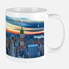 Empire Bldg NY Skyline Mugs