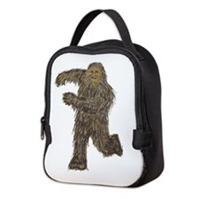 Dancin Sasquatch Neoprene Lunch Bag