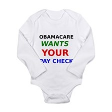Obamacare Wants Your Paycheck Body Suit