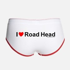 Road Head Women's Boy Brief