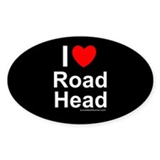 Road Head Decal