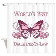 World's Best Daughter-In-Law (Butterfly) Shower Cu