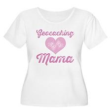 Geocaching Mom T-Shirt