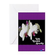SYMPATHY_CARD_0004 Greeting Card