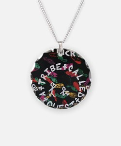 ATCQ or A TRIBE CALLED QUEST Necklace