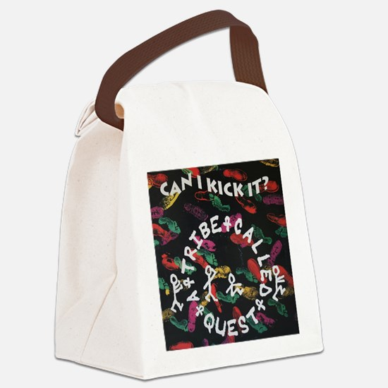 ATCQ or A TRIBE CALLED QUEST Canvas Lunch Bag