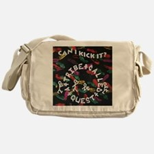 ATCQ or A TRIBE CALLED QUEST Messenger Bag