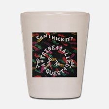 ATCQ or A TRIBE CALLED QUEST Shot Glass
