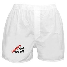 Lawyers get you off Boxer Shorts