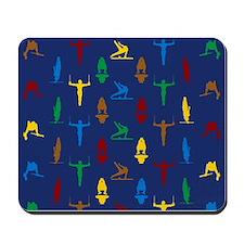 Mens Gymnastics Mousepad