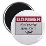 DANGER: Why? Magnet