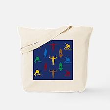 Mens Gymnastics Tote Bag
