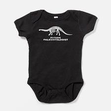 Future Paleontologist Baby Bodysuit