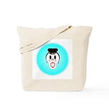 Old Gurl Bunhead Tote Bag
