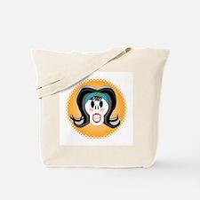 Old Gurl Flippitydo Tote Bag
