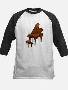 Grand Piano Baseball Jersey