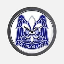 DUI - 82nd Airborne Division Wall Clock
