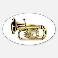 Tuba Decal