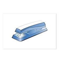 Office Stapler Postcards (Package of 8)