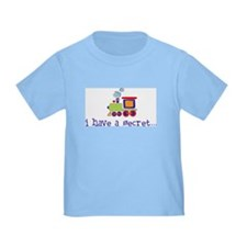 big brother secret train front/back T