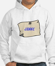 NAME, selectable Text Hoodie