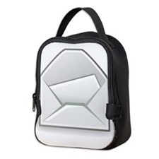 Envelope Neoprene Lunch Bag