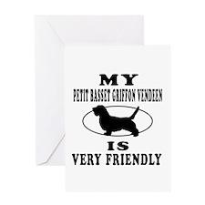 My Petit Basset Griffon Vendeen Is Very Friendly G