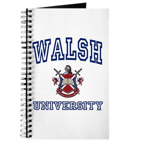 WALSH University Journal
