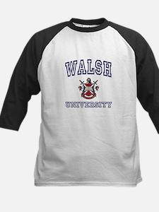 WALSH University Kids Baseball Jersey