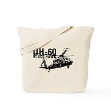 UH-60 Black Hawk Tote Bag