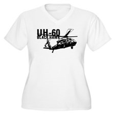 UH-60 Black Hawk Plus Size T-Shirt