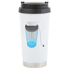 Paper Shredder Travel Mug