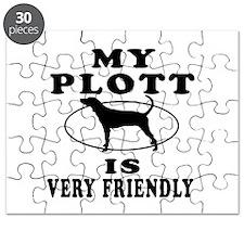 My Plott Is Very Friendly Puzzle