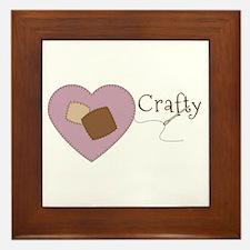 Crafty Framed Tile