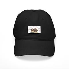 I'd Rather Be Shopping! Black Cap