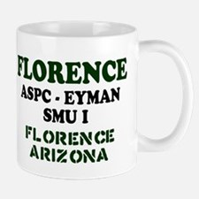 US PRISONS - FLORENCE - ARIZONA Mugs